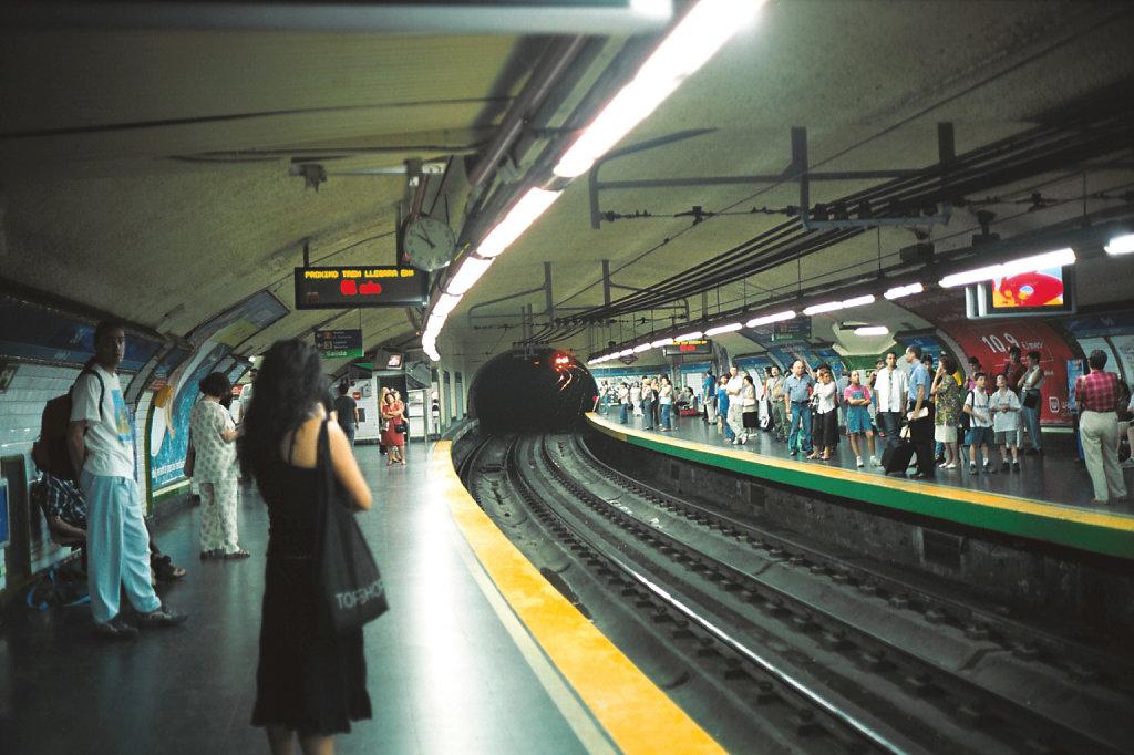 Madrid, 2003