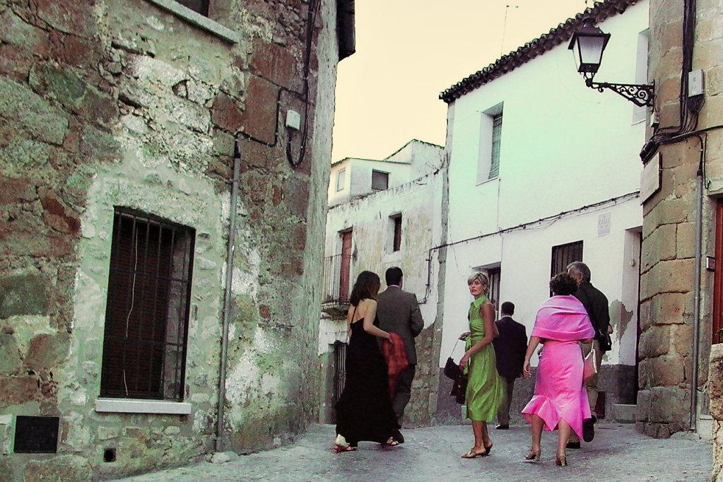 Trujillo, Spain. 2003.