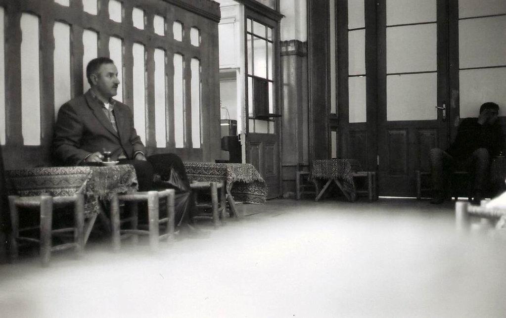 Tea Room, Sirkeci Gar, 2006